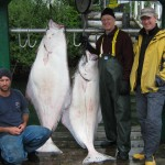 sportfishing for salmon and halibut in port renfrew BC 024